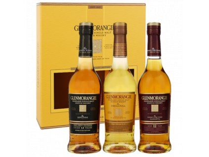 skotska single malt whisky glenmorangie pack