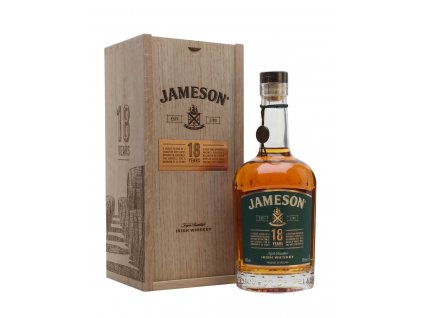 whiskey jameson 18yo