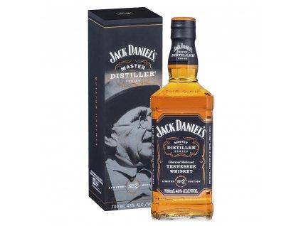 whiskey jack daniels master no.2 espirits.cz