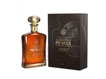 brandy metaxa angels treasure giftbox
