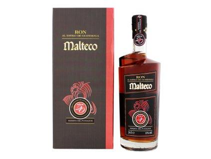 rum malteco 20 yo giftbox