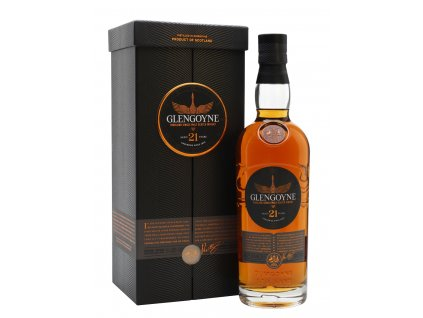 whisky glengoyne 21 yo new gb