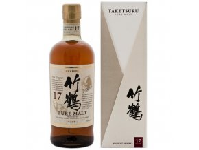 Nikka Taketsuru 17 Years Old - pure malt