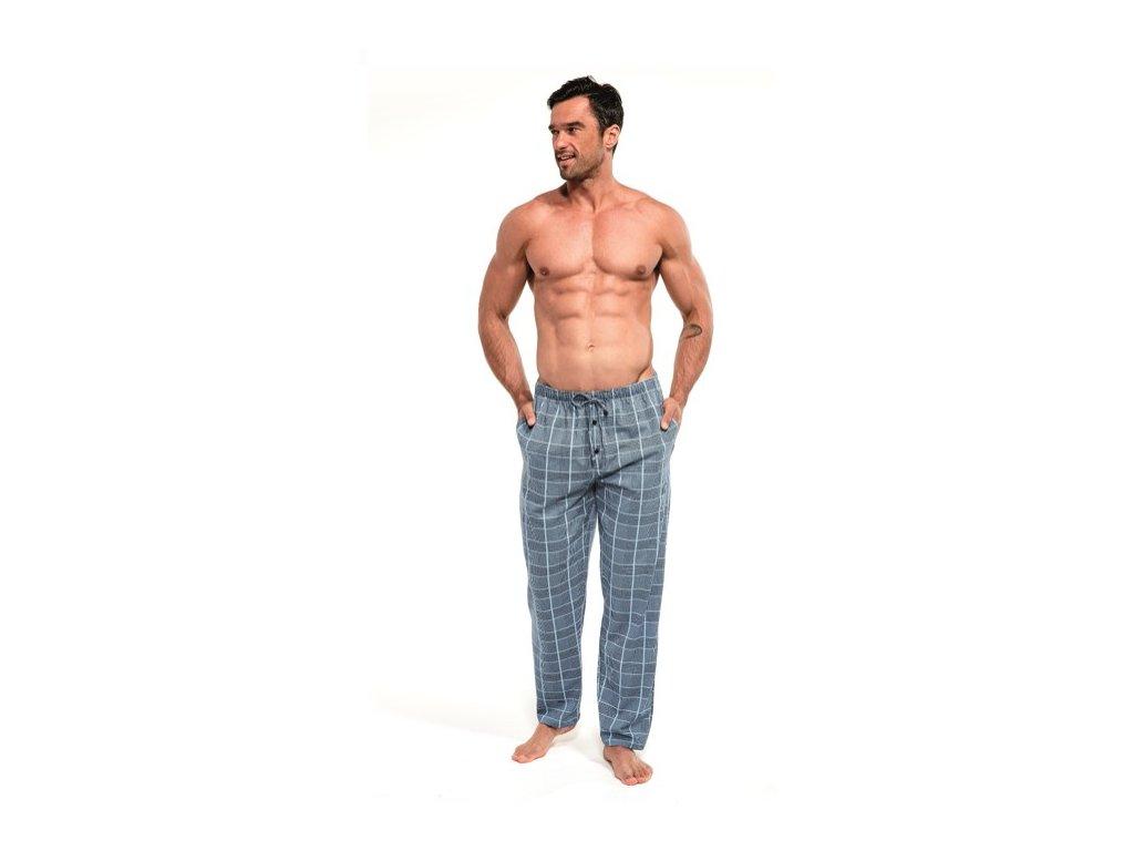 CORNETTE 691/19 Pánské pyžamové kalhoty tm.modré