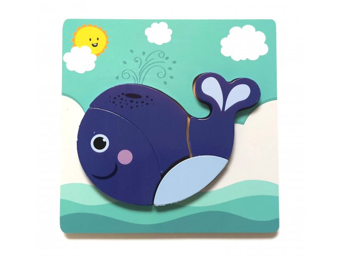 velryby, malá