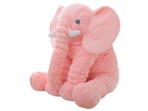 slon růžový