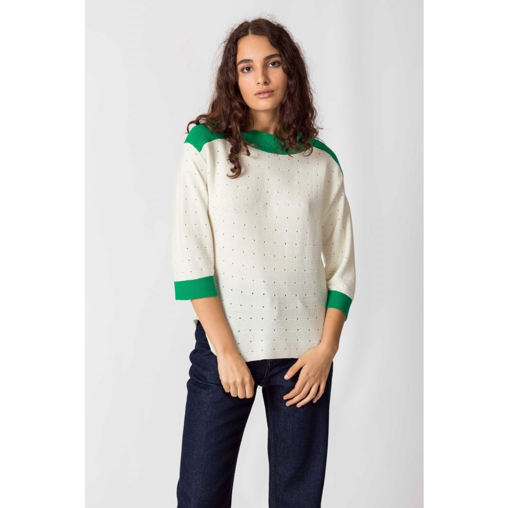 sweater organic cotton roxane skfk wsw00479 12 ofb