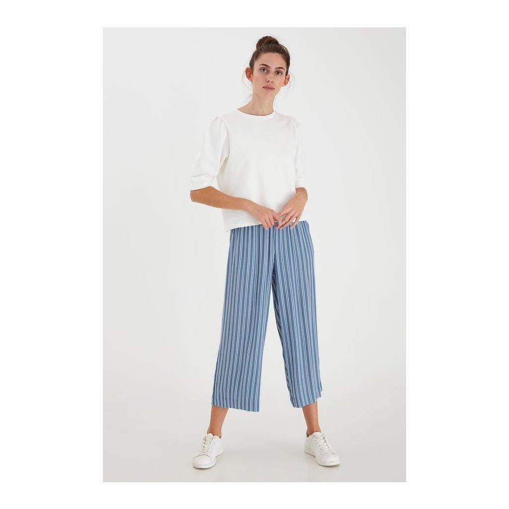 coronet blue casual pants