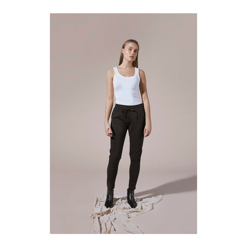 black kateih pants regular length
