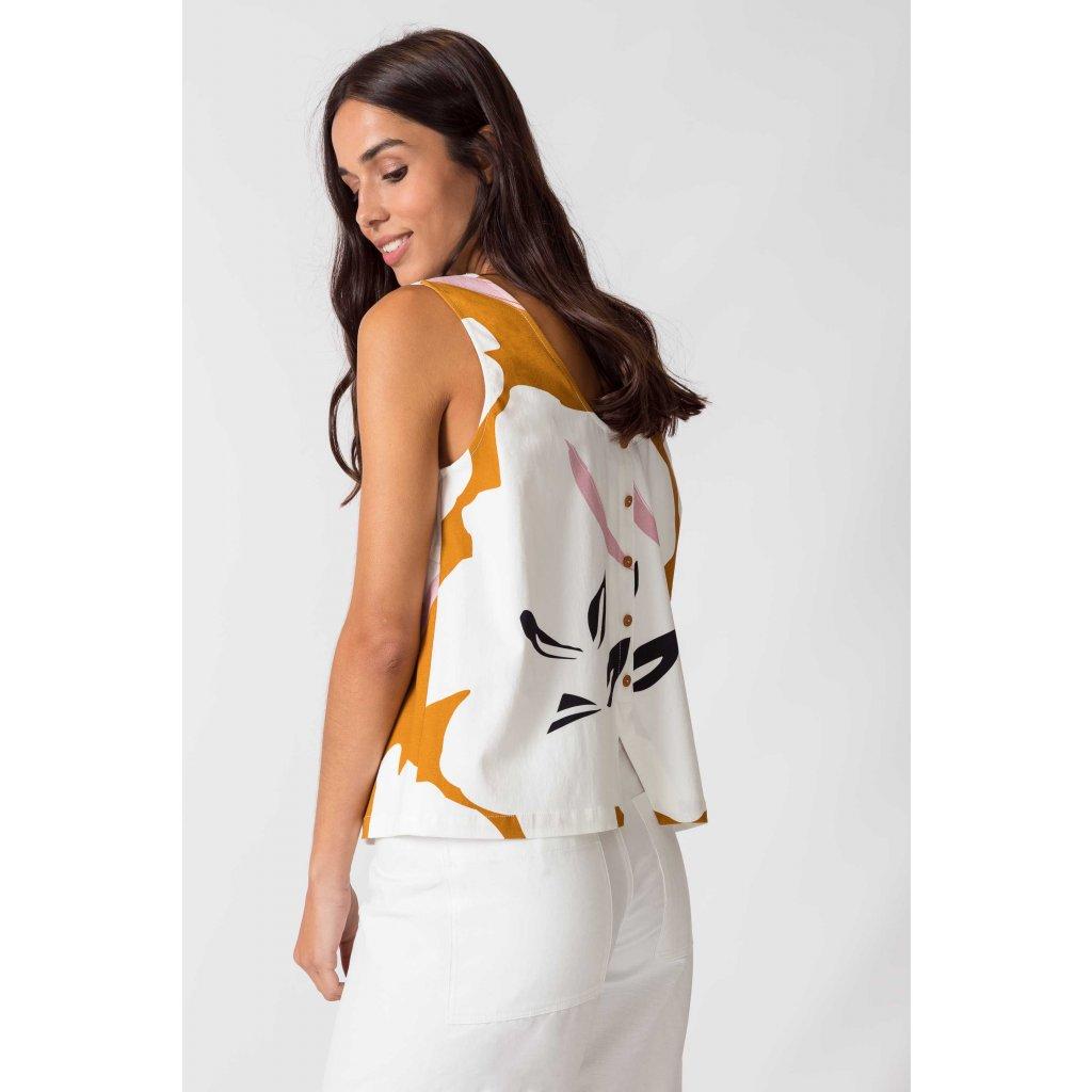 shirt organic cotton leto skfk wsh00359 66 ofb