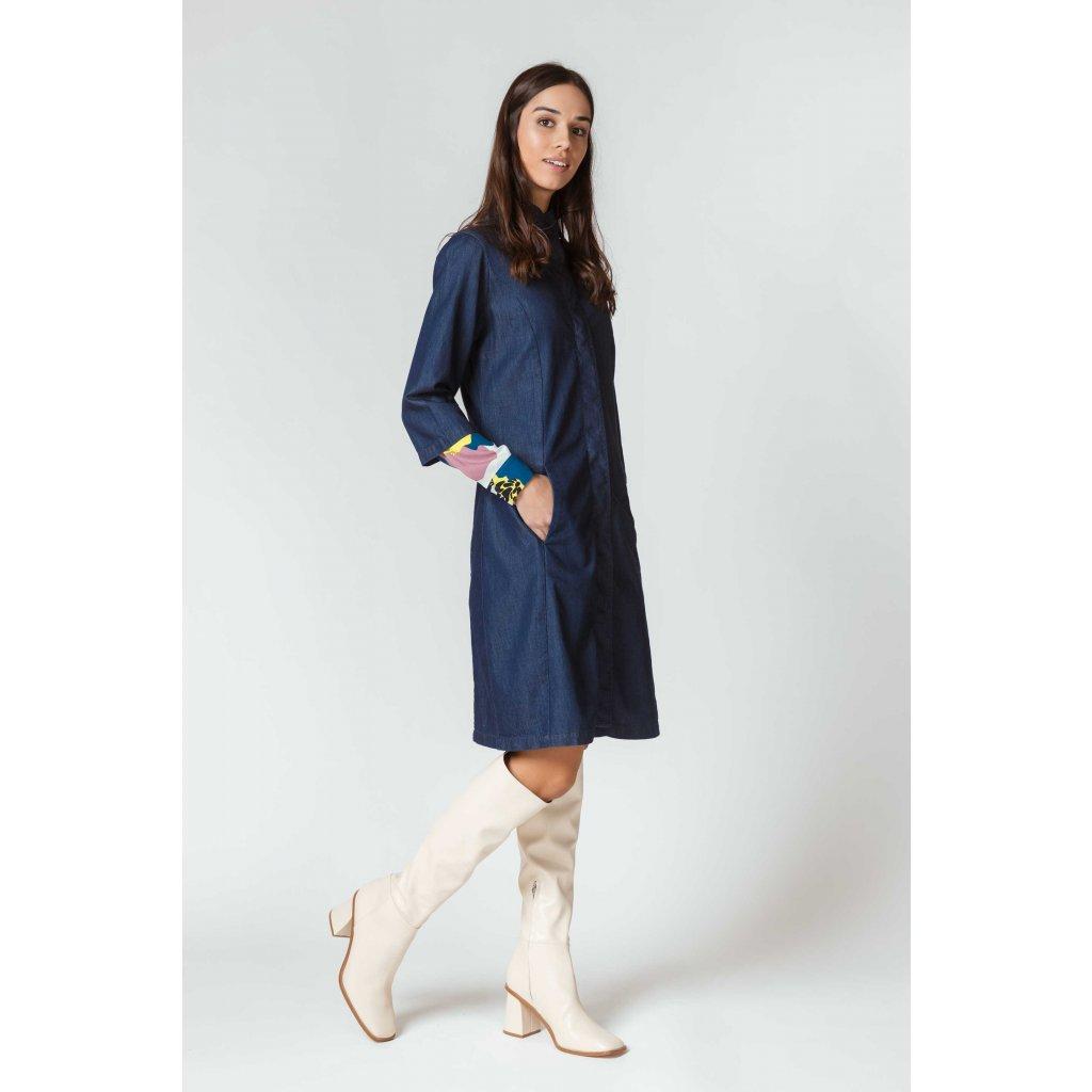dress organic cotton nahia skfk wdr01089 dn f2b