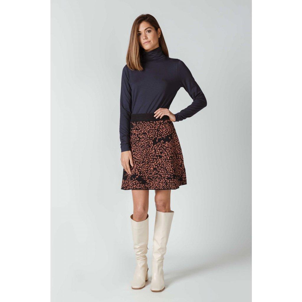 skirt organic cotton arane short skfk wsk00495 p5 f2b