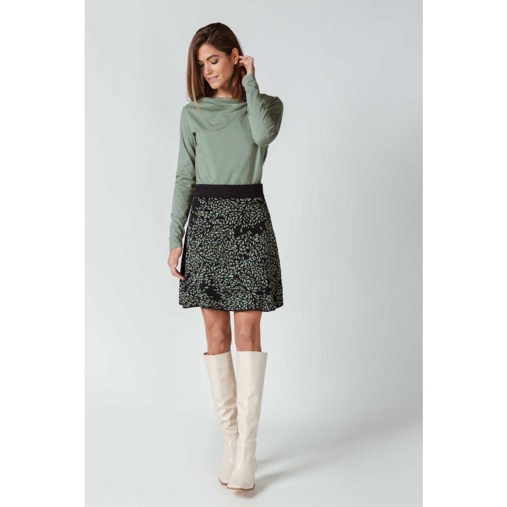 skirt organic cotton arane short skfk wsk00495 b5 f2b