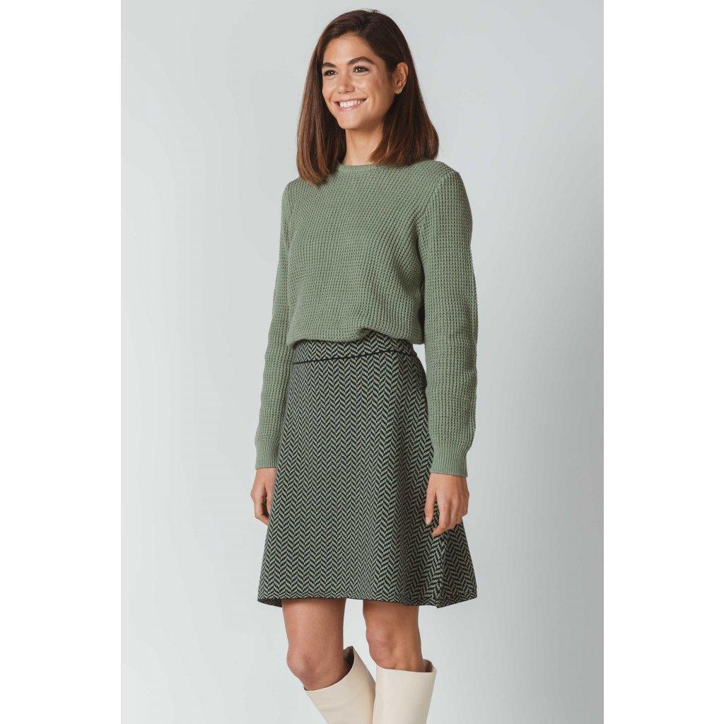 skirt organic cotton arane short skfk wsk00496 b5 ofb