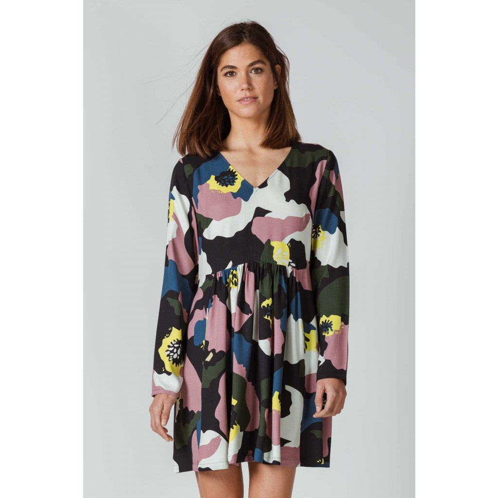 dress ecovero iraida short skfk wdr01075 bz f4b