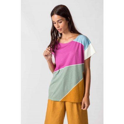t shirt organic cotton kattalin skfk wts00784 p6 ofb