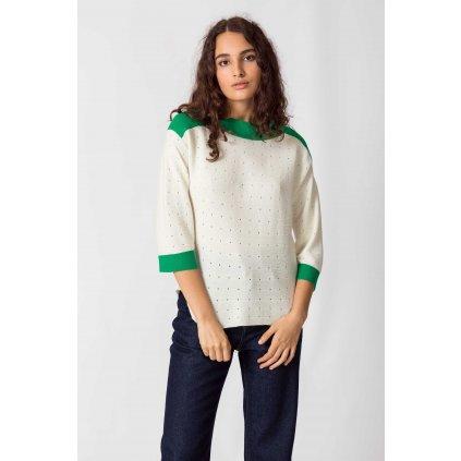 sweater organic cotton roxane skfk wsw00479 12 ofb