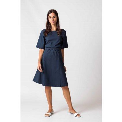 dress organic cotton ekine skfk wdr01019 b8 ofb