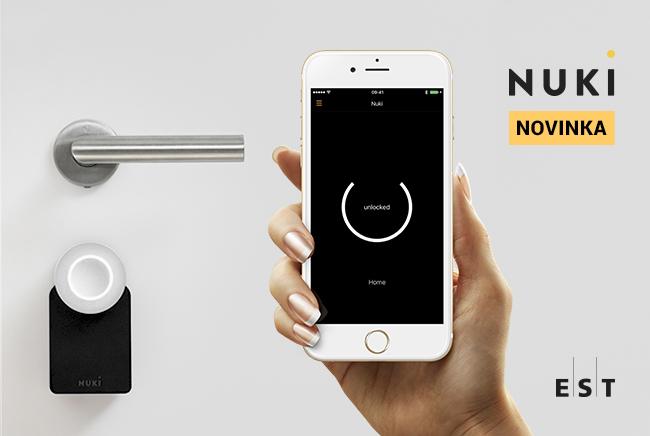 Jak snadno udělat ze svého mobilu inteligentní klíč? Otevře vám dveře, když přicházíte domů, a zamkne, když odcházíte.