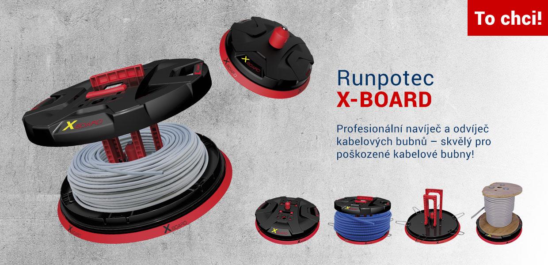 Runpotec Xboard