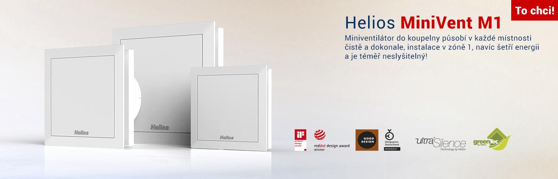 Helios MiniVent M1