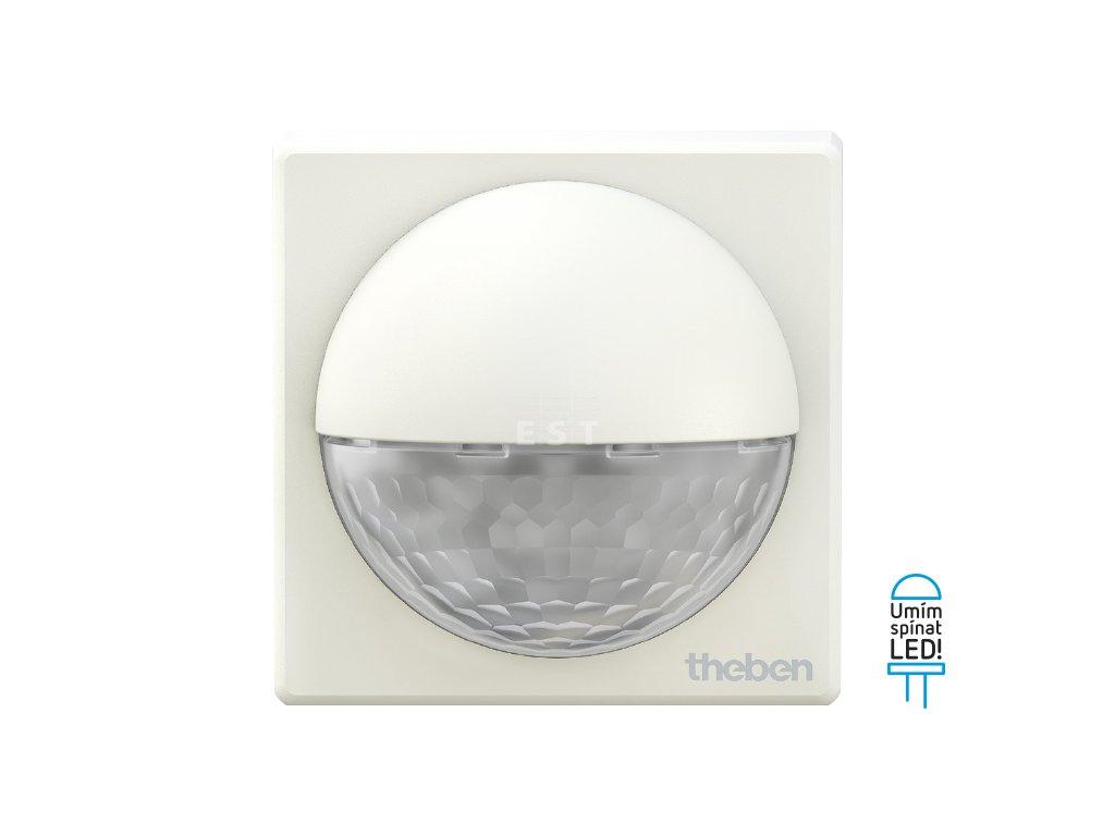 Čidlo pohybu Theben theLuxa R180 WH, 180°, bílé (1010200)