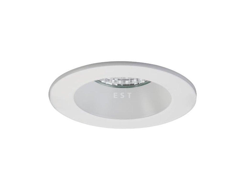 Kulaté vestavné LED svítidlo se zvýšeným stupněm krytí, bílé, 6 W, 410 lm (12266073)
