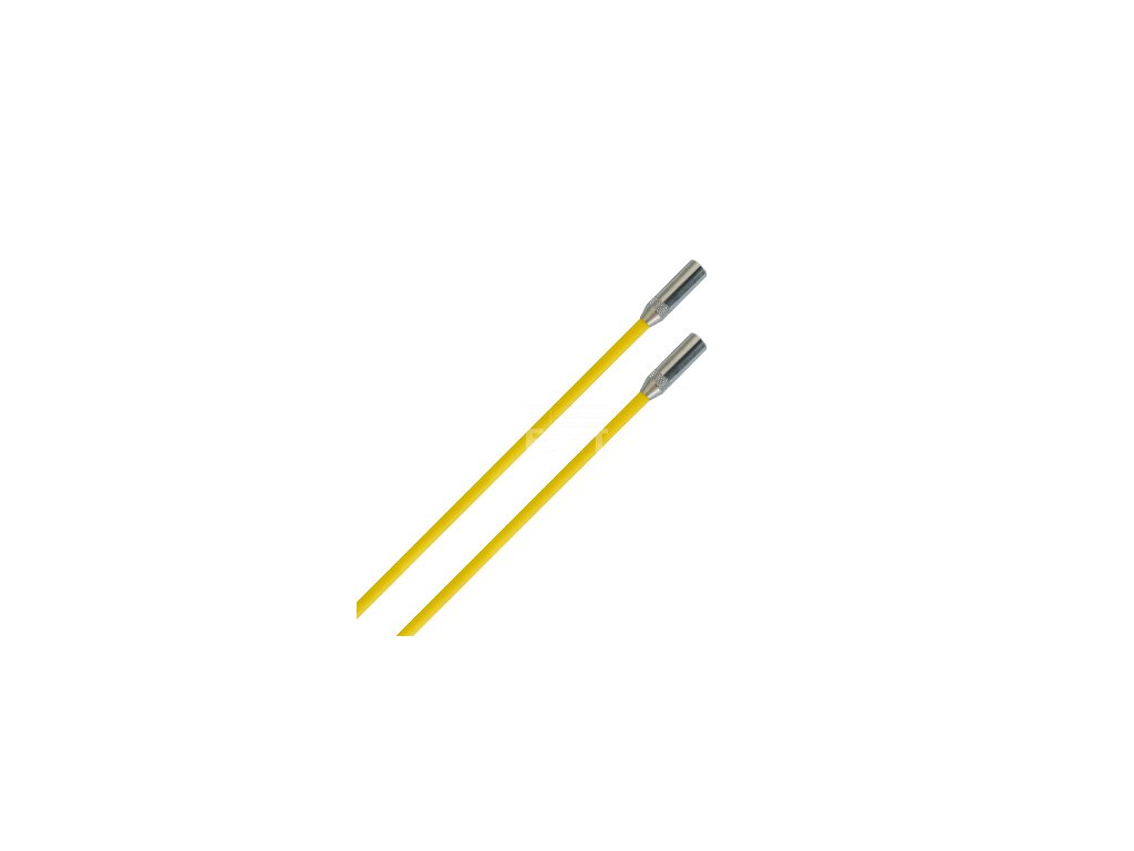 Protahovací prut RUNPOSTICKS, žlutý (10043)