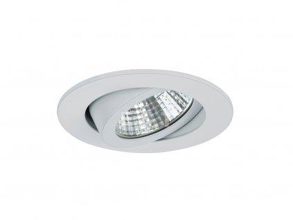Kulaté LED svítidlo pro nízkou vestavbu, bílé, 7 W, 740 lm (12361073)