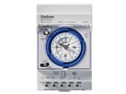 Analogové spínací hodiny Theben SYN 161 d (1610011)