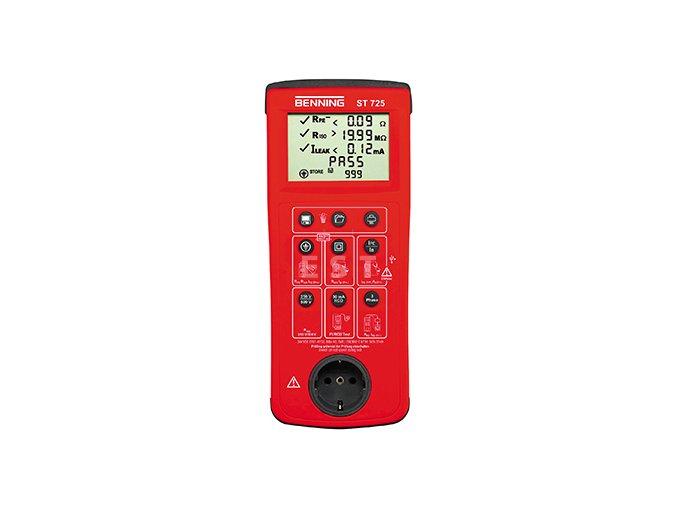 Zkoušečka elektrických přístrojů Benning ST 725 (050316)