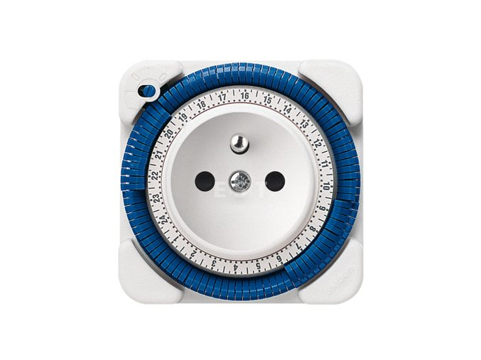 Analogové zásuvkové spínací hodiny Theben-timer 26 CR (0260832)