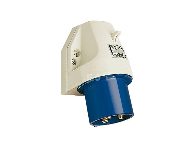 Nástěnná přívodka 16 A, 3P, 230 V, 6h, IP 44 (610306)