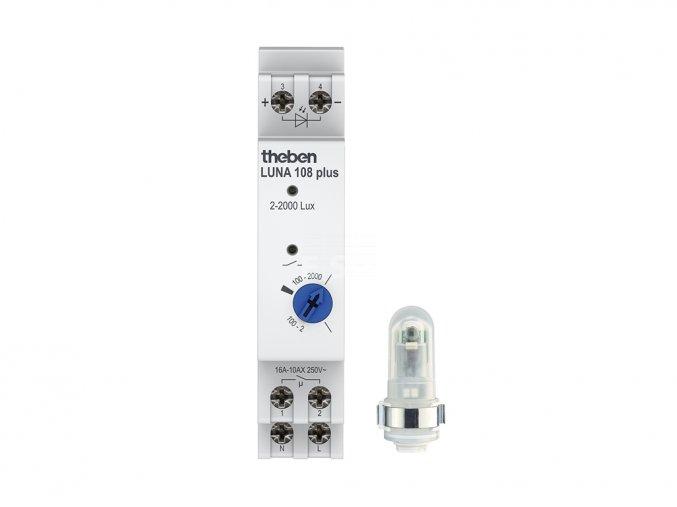 Analogový soumrakový spínač Theben LUNA 108 (1080816)