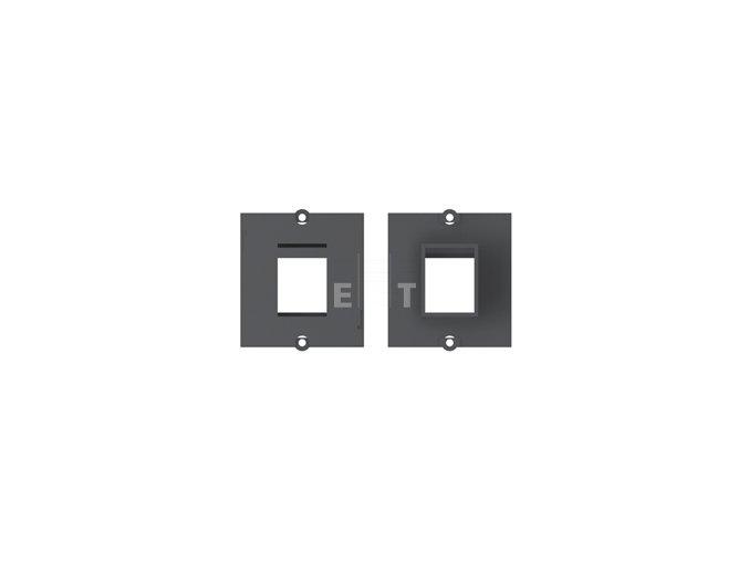 Rámeček pro modul Keystone (917.001)