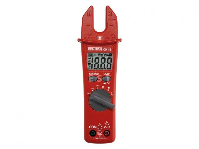 Digitální klešťový multimetr Benning CM 1-3 (044063)