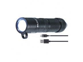 Akumulátorová LED svítilna (20485)