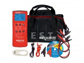 Tester fotovoltaických systémů Benning PV 1-1 (050421)