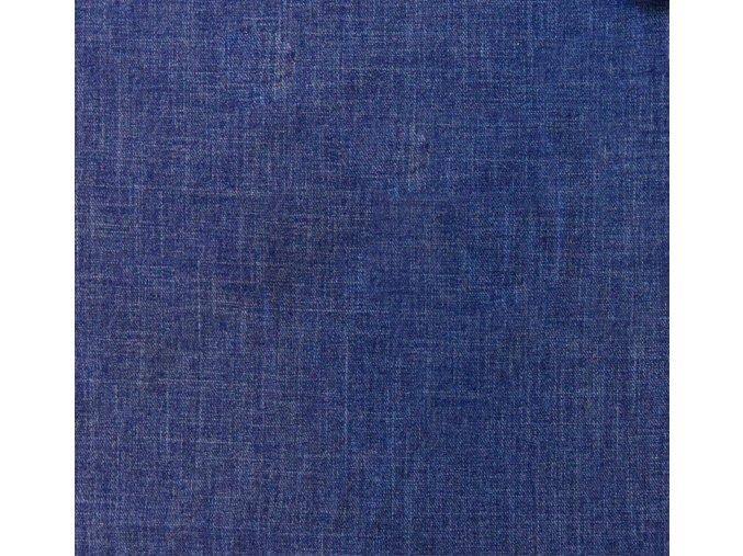 bavlněný úplet jeans