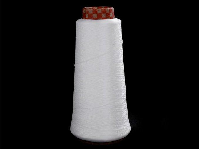 elastická 0000 bílá