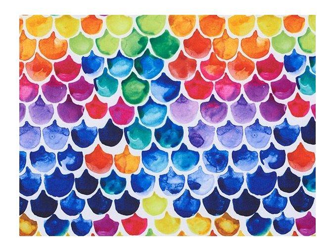 softshell duhove supiny bila mix barev 81 15507 008