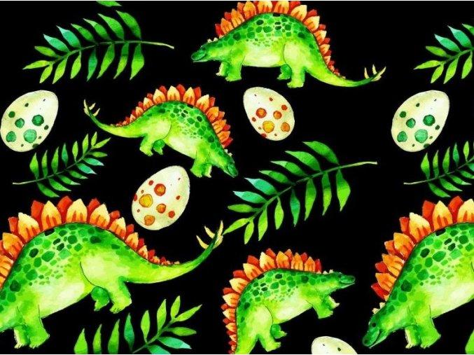 počesaný dinosauri
