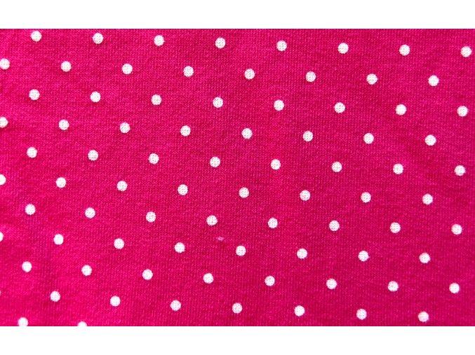 puntík růžová