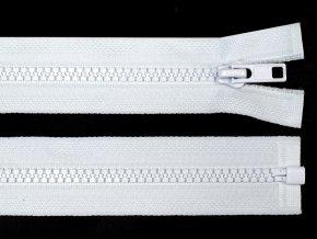 Kostěný zip šíře 5 mm délka 85 cm / více barev