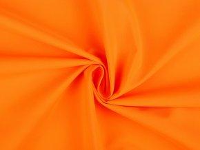 letní oranžová