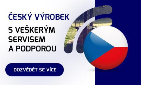 Český výrobek s podporou