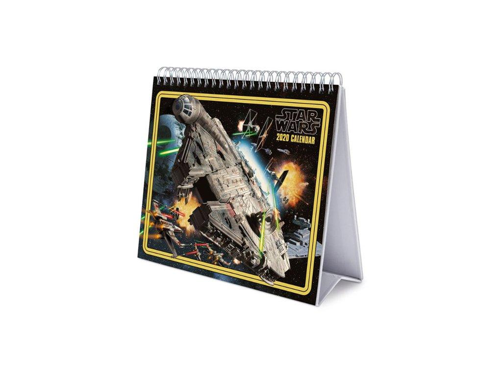 78467_kalendar-2020-stolni-film--star-wars-classic--20-x-17-cm