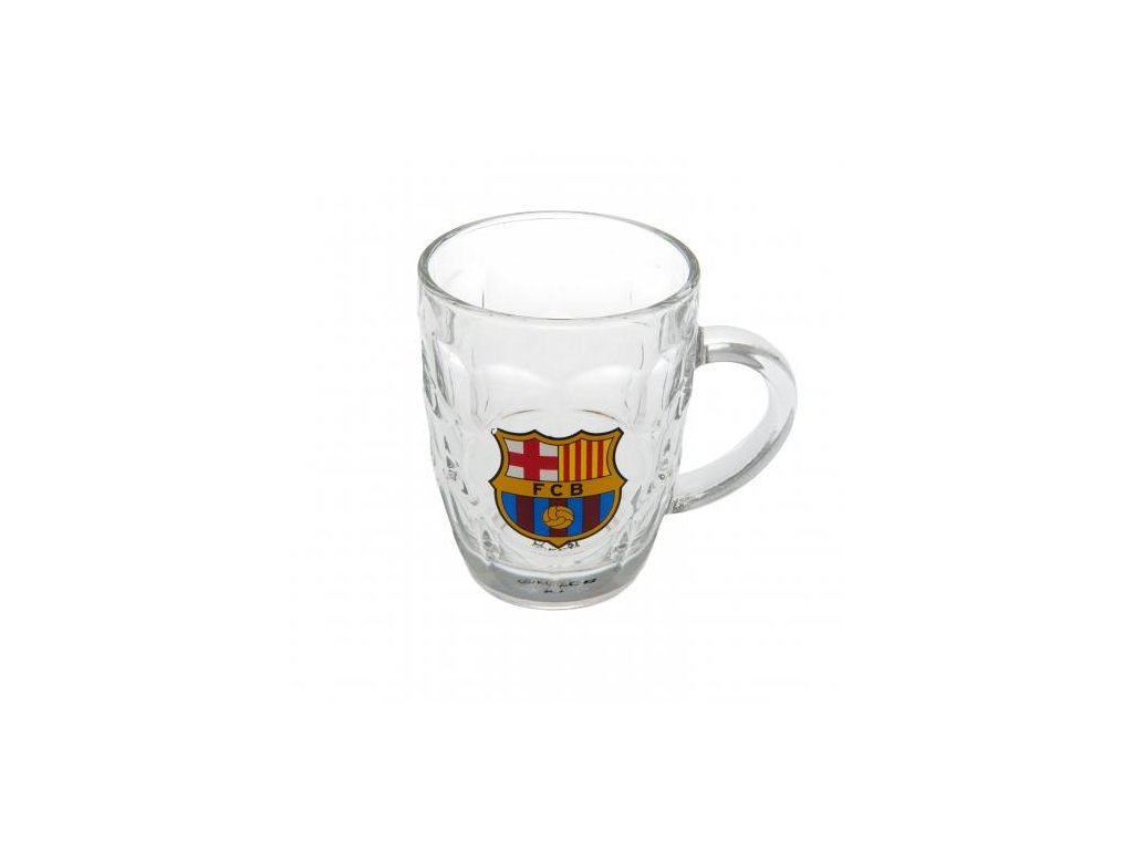 Pivní krýgl FC Barcelona 470ml