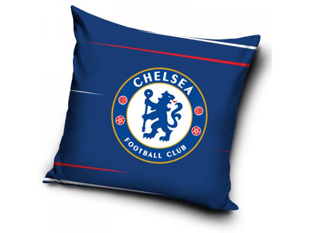 Povlak na polštářek Chelsea FC 19 blue 40 x 40 cm