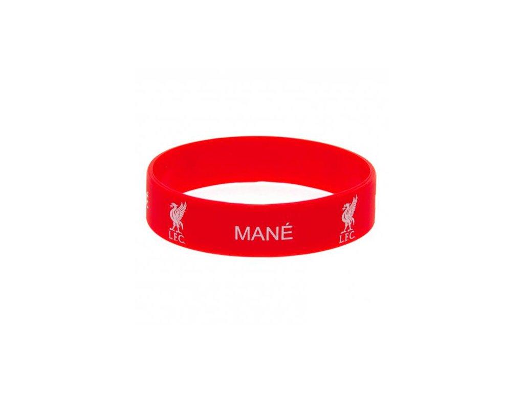 Silikonový náramek Liverpool FC Mane